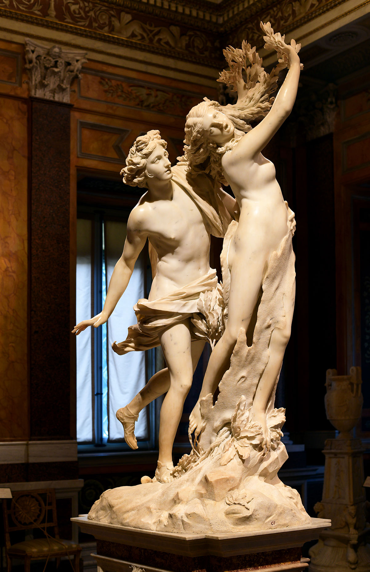 Apollo and Daphne /Apollo e Dafne/ + Bernini, Gian Lorenzo *magnifico
