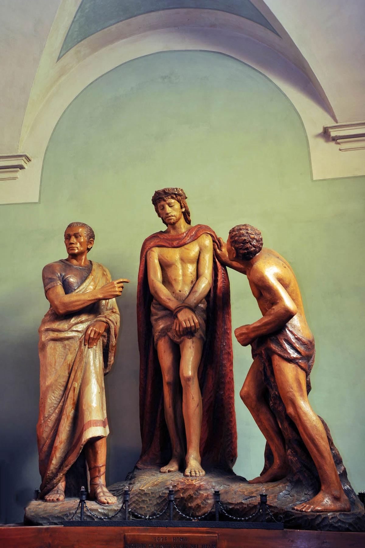 Ecce Homo + Cuneo, Renata *magnifico