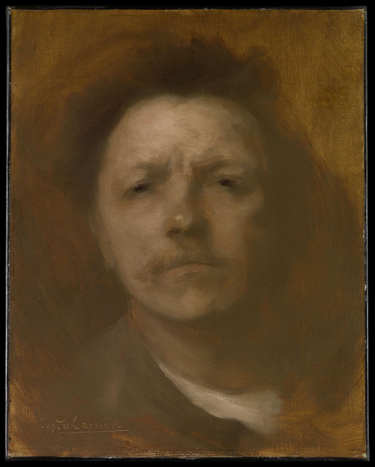 Self-Portrait - Carrière