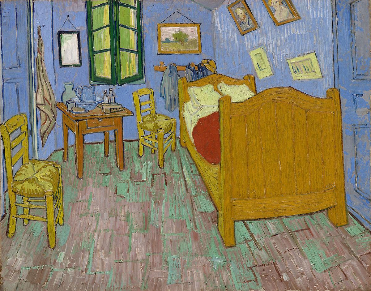 The Bedroom - van Gogh
