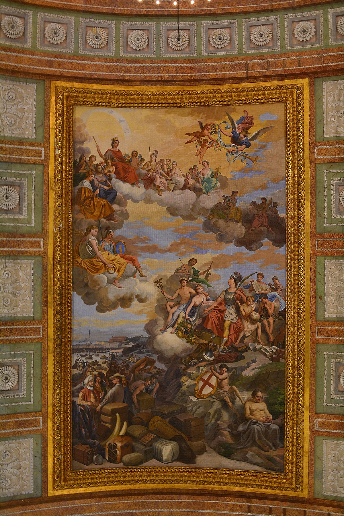 The Ligurians trade /Il commercio dei Liguri/ + Isola, Giuseppe *magnifico
