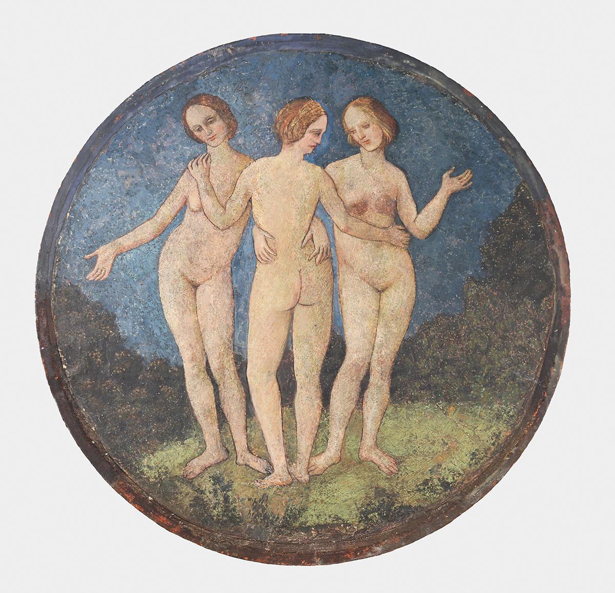 The Three Graces - di Betto Betti